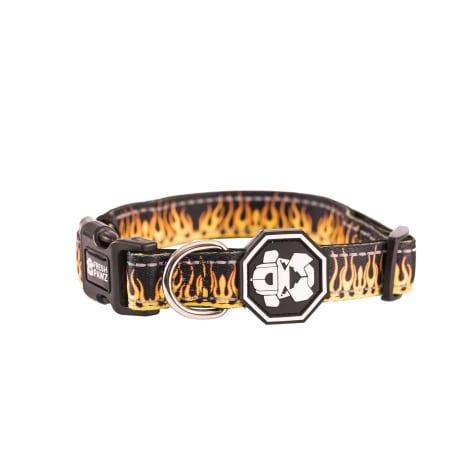 Fresh Pawz The Flame Thrower Dog Collar