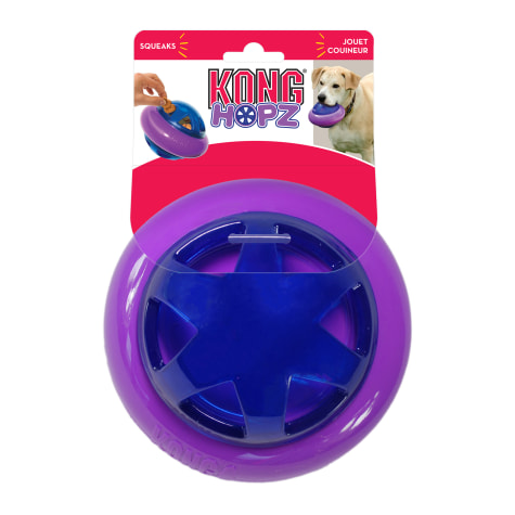 KONG Treat Dispenser Hopz Ball Dog Toy