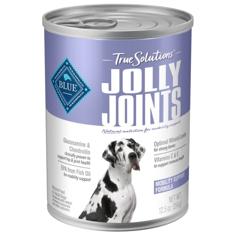 Blue Buffalo True Solutions Jolly Joints Natural Mobility Support Chicken Flavor Adult Wet Dog Food