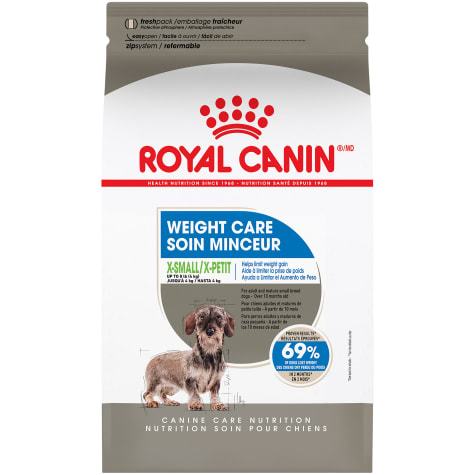 Royal Canin Weight Care Adult Dry Dog Food for Extra Small Breeds