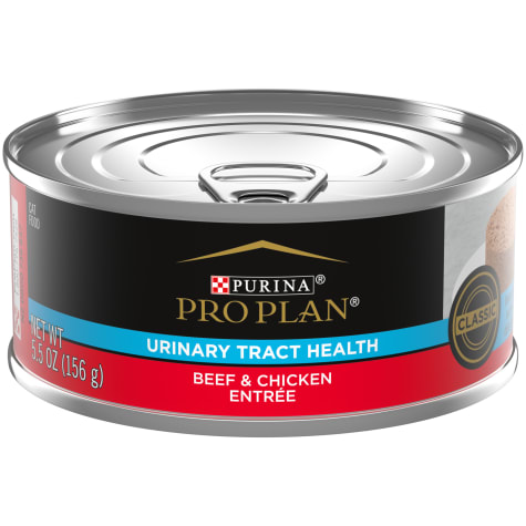 Purina Pro Plan Focus Urinary Tract Health Formula Beef & Chicken Entree in Gravy Adult Wet Cat Food