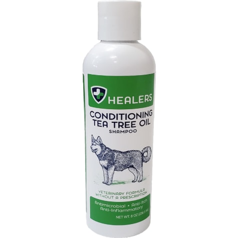 HEALERS Conditioning Tea Tree Oil Shampoo for Pets