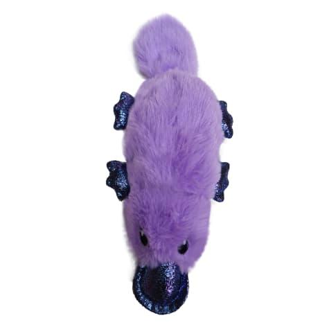 Bark-A-Boo Underwater World Stuffed Platypus Dog Toy