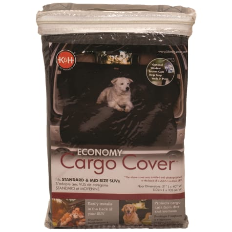 K&H Economy Cargo Gray Cover for Pets