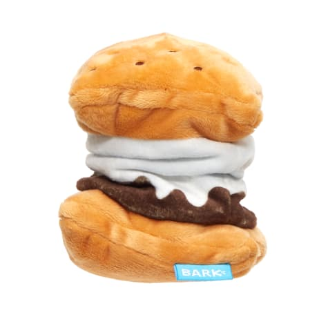 Bark More S'Mores! Dog Toy