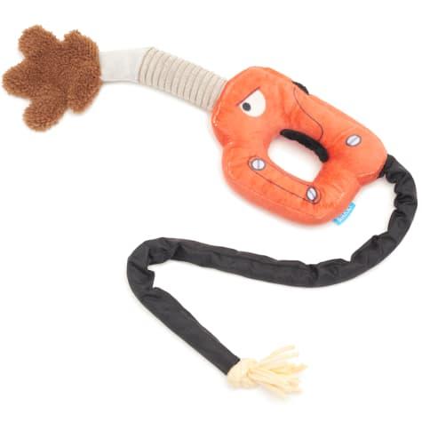 Bark Phillip the Gas Grump Dog Toy