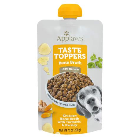 Applaws Taste Toppers Chicken Bone Broth Wet Dog Food