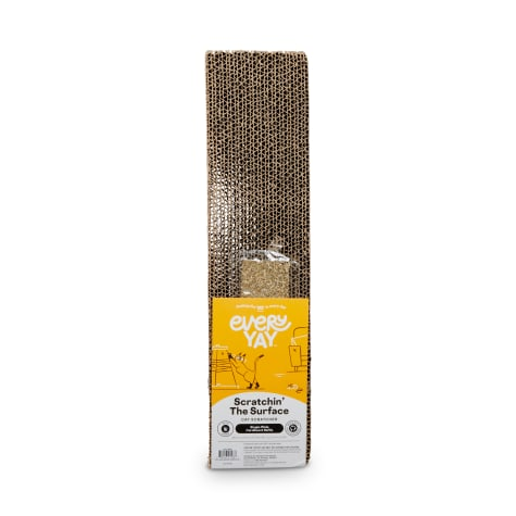 EveryYay Scratchin' the Surface Single-Wide Cardboard Refills for Cat Scratchers