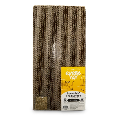 EveryYay Scratchin' the Surface Double-Wide Cardboard Refills for Cat Scratchers