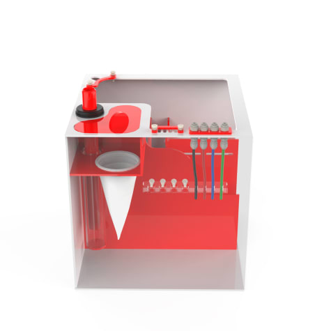 Pro Clear Aquatic Systems Red Flex 4 In 1 for 100 Gallon