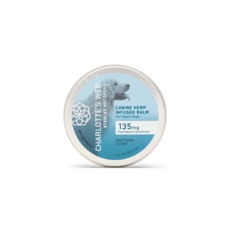 Charlotte's Web Canine Hemp Infused Balm for Dogs