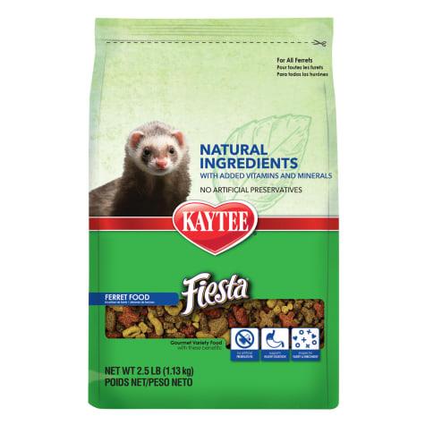 Kaytee Fiesta Natural Ferret Food