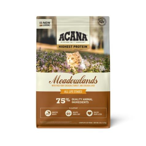ACANA Meadowlands Dry Cat Food