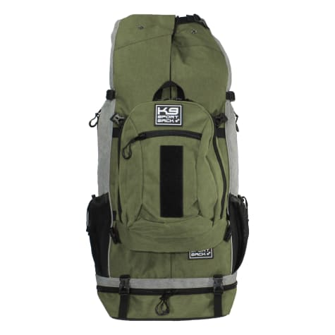 K9 Sport Sack Air Rover Green Backpack Pet Carrier For Dogs