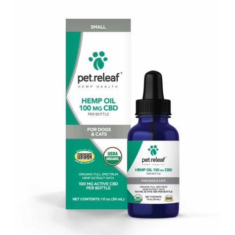 Pet Releaf Hemp Oil 330 for Dogs