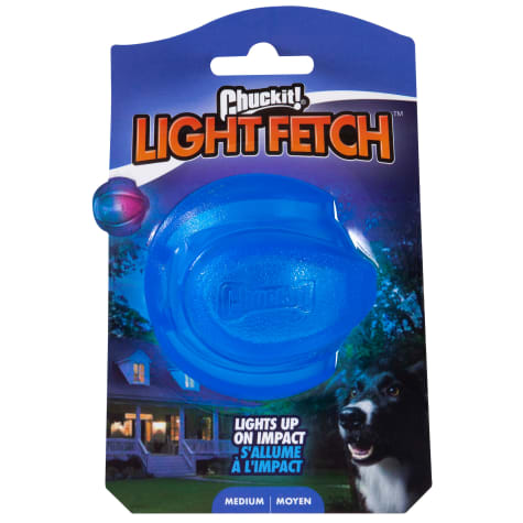 Chuckit! Light Fetch Ball Dog Toys