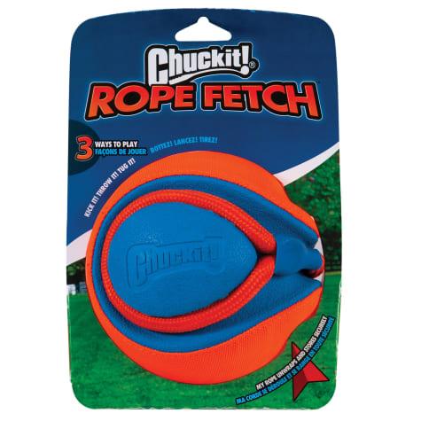 Chuckit! Rope Fetch Dog Toys