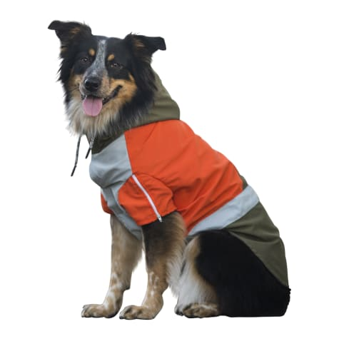 Long Dog Clothing Co. The Ranger Dog Windbreaker