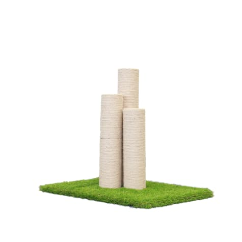 On2Pets Skyline Scratching Post for Cats