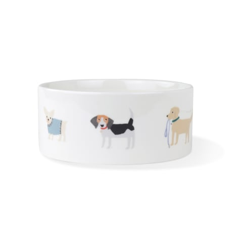 PetShop by Fringe Studio Happy Breeds Pet Bowl