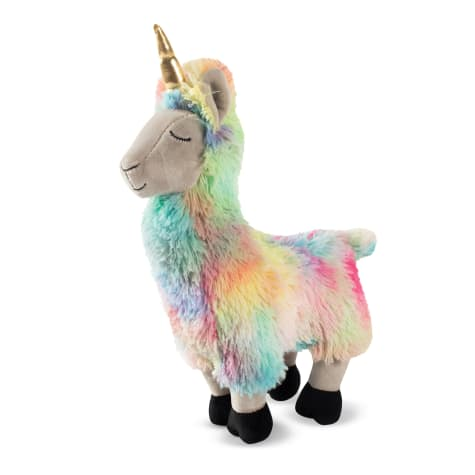 PetShop by Fringe Studio I Want To Be A Llamacorn Pet Toy