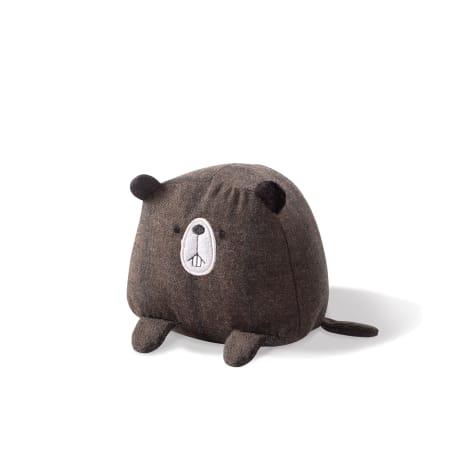 PetShop by Fringe Studio Beaver Ball Shaped Dog Toy