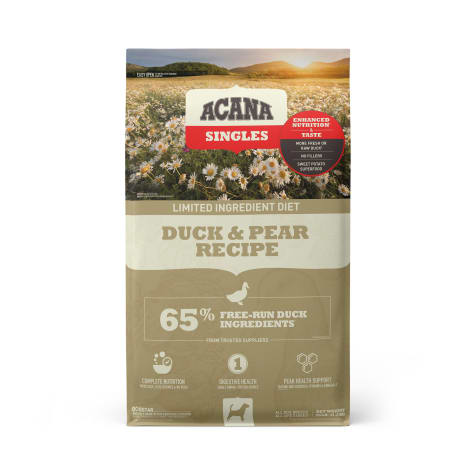 ACANA Singles Duck & Pear Recipe Dry Dog Food