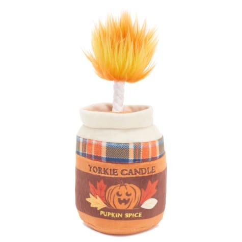 Bark Yorkie Candle Dog Toy