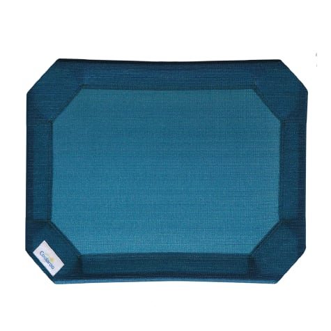 Coolaroo Turquoise Elevated Dog Bed Replacement Cover