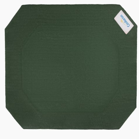 Coolaroo Green Elevated Dog Bed Replacement Cover