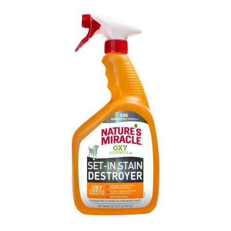 Nature's Miracle Set-In Stain Destroyer for Dogs
