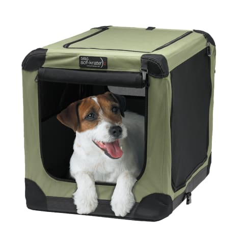 Noz2Noz Sof-Krate N2 Series Indoor/Outdoor Home for Dogs