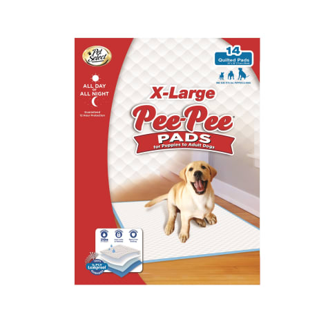 Four Paws X-Large Pee Pee Pads for Dogs and Puppies