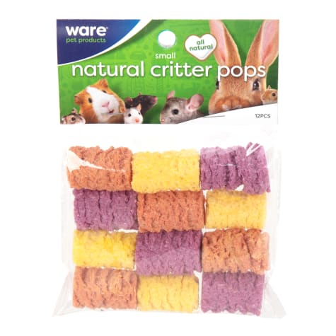 WARE Small Natural Critter Pops Small Animal Treats