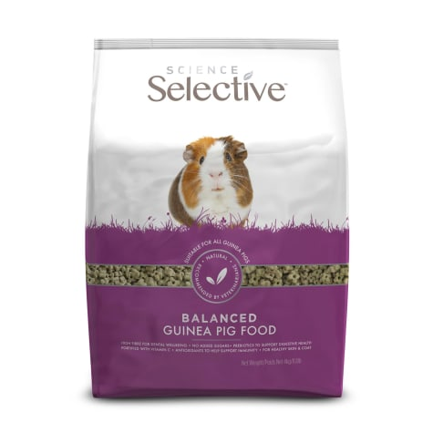 Supreme Science Selective Balanced Food for Guinea Pigs