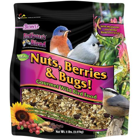 FM Browns Bird Lover's Blend Nuts Berries & Bugs Blend Dry Food