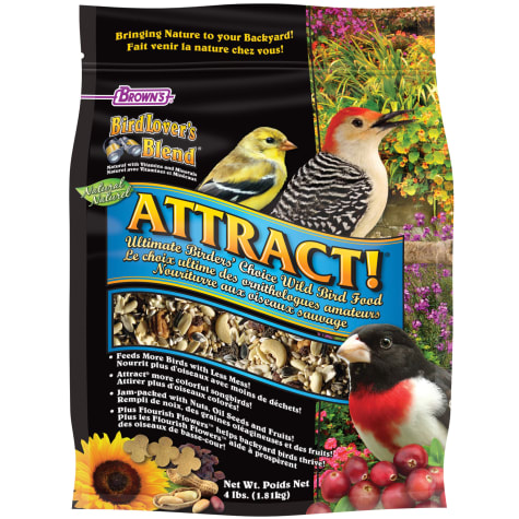 FM Browns Bird Lover's Blend Attract Ultimate Birder's Choice Dry Food