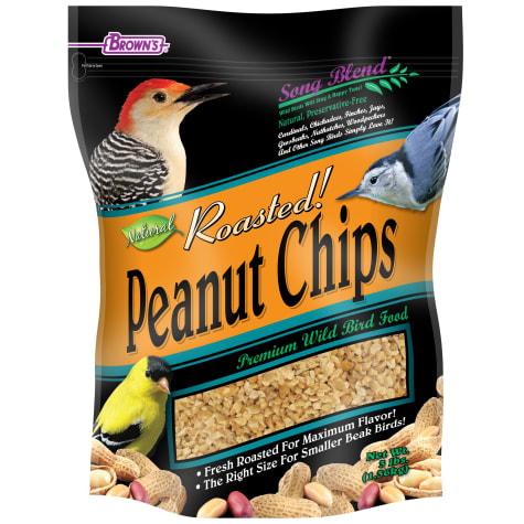 FM Browns Song Blend Roasted Peanut Chips Wild Bird Food