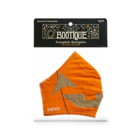 Bootique Pumpkin Bumpkin Fabric Face Mask