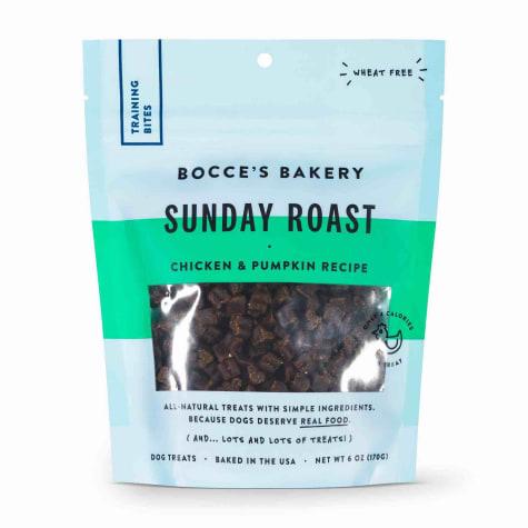 Bocce's Bakery Sunday Roast Training Bites Dog Treats