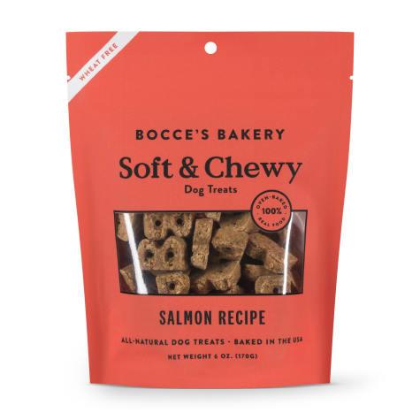 Bocce's Bakery Basic Salmon Soft & Chewy Dog Treats