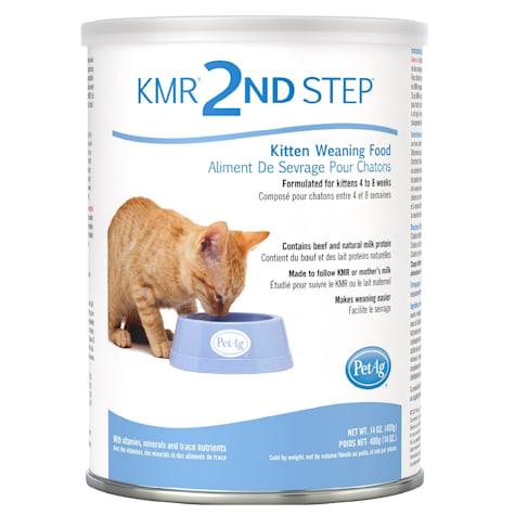 PetAg KMR 2nd Step Kitten Weaning Formula Powder