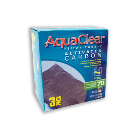 Hagen AquaClear Activated Carbon Filter Inserts