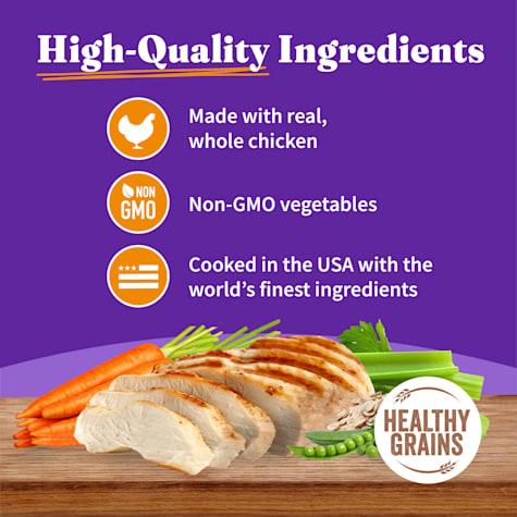 Halo Adult Holisitic Chicken Recipe Wet Dog Food