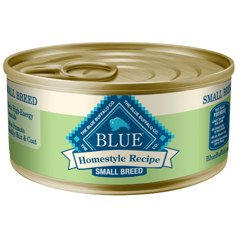 Blue Buffalo Blue Homestyle Recipe Small Breed Lamb Dinner Canned Dog Food