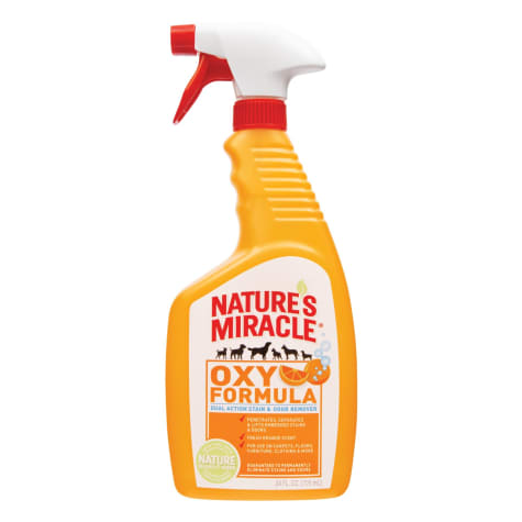 Nature's Miracle Orange-Oxy Power Stain and Odor Remover