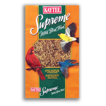 Kaytee Supreme Wild Bird Food