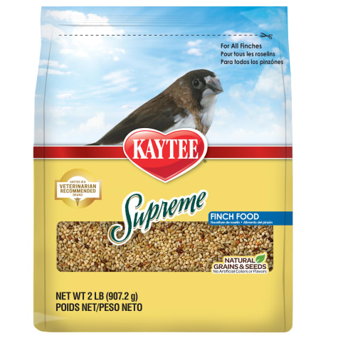 Kaytee Supreme Daily Blend Finch Food