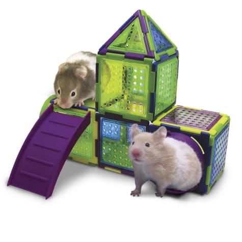 Kaytee Puzzle Playground Small Animal Jungle Gym