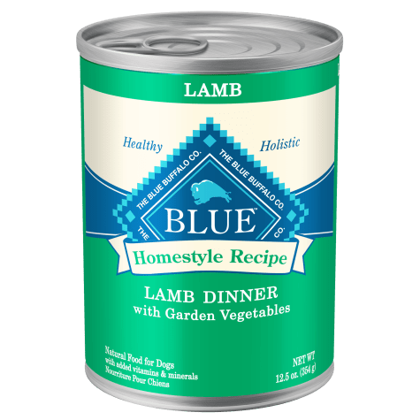 Blue Buffalo Blue Homestyle Recipe Lamb Dinner With Garden Vegetables Wet Dog Food